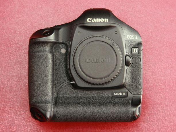 DSLR Canon 1D Mark III 3 body pachet complet