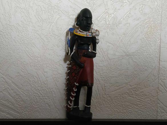 Абаносова Статуетка Вожд 40см