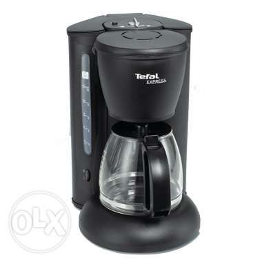 Кофеварка Tefal Express CM 4105+ кофе