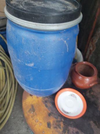 Бидони-30л 5бр идеално чисти ползвани за бита