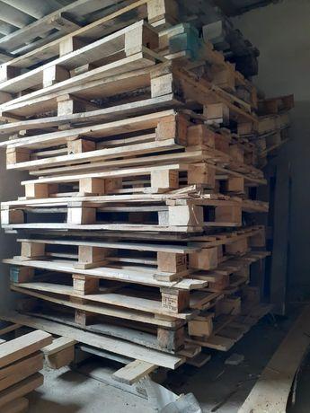 Продам поддоны деревянные строительные