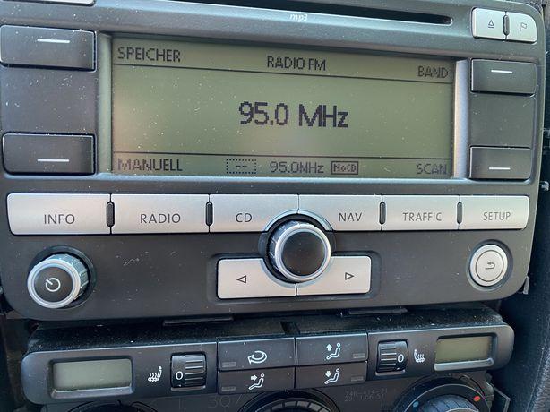 Radio cd mp3 Volkswagen