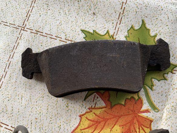 Задни накладки vw touareg