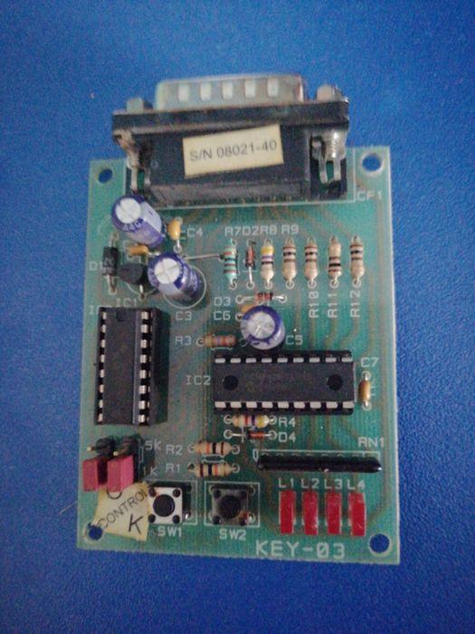 Controler cheie electronica jocuri Bucuresti - imagine 1