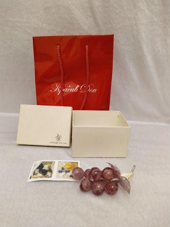 Идеален подарък Murano Glass стъклен грозд