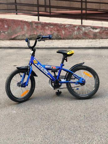 Велосипед, детский велосипед, велосипед stern rocket 16