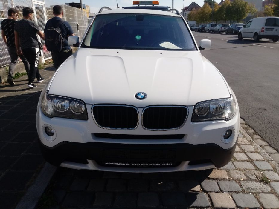 Bmw X3 Euro 5 177 cp 4x4 xdrive Ploiesti - imagine 1