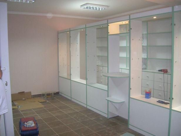 мебель для аптеки аптечные витрины стеллажи шкафы