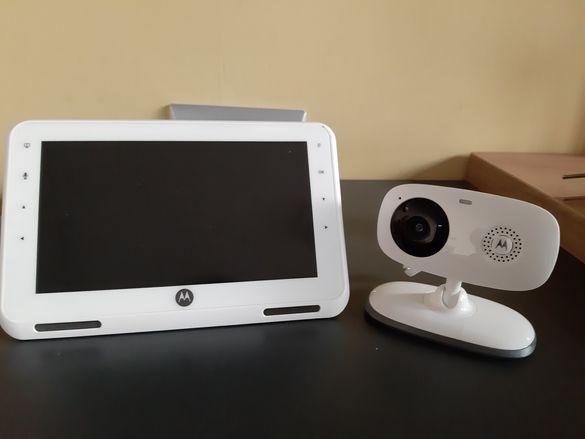 Видео бебефон Motorola MBP867