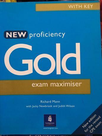 Gold exam maximiser with key