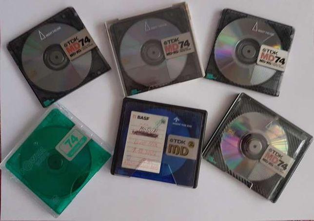 MINIDISCURI copiere pe cd