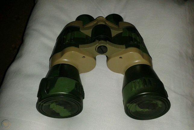 Russian military binoculars