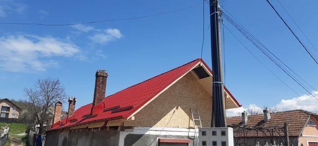 Executăm și reparăm acoperisuri
