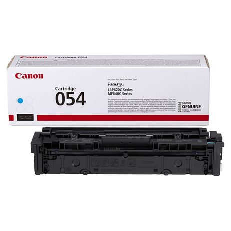 Тонер-картридж Canon 054 для LBP621Cw/623Cdw MF641Cw/643Cdw