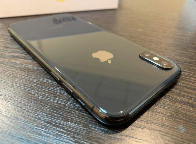 В РАССРОЧКУ Apple iPhone XS 64GB BLACK черный цвет