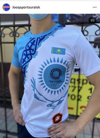 Футболка alash pride kazakhstan