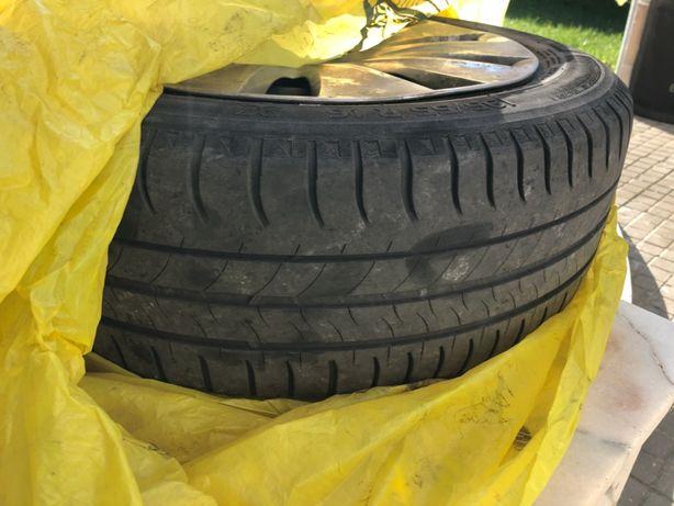 Anvelope Michelin, Roti, Jante BMW 16