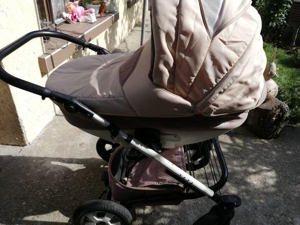 Бебешка количка дизайн бейби зета