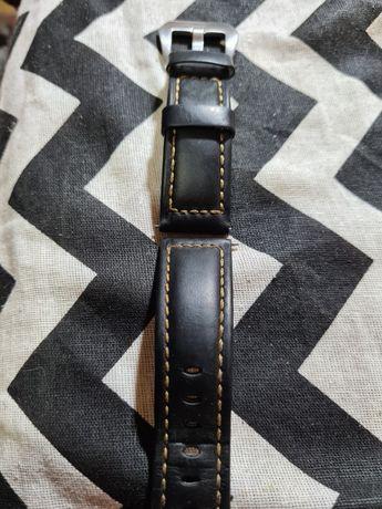 Vând curea de ceas, 22 mm, din piele veritabila