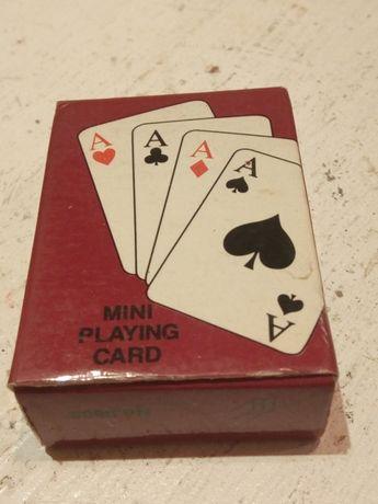 Miniatural joc de carti de vacanta