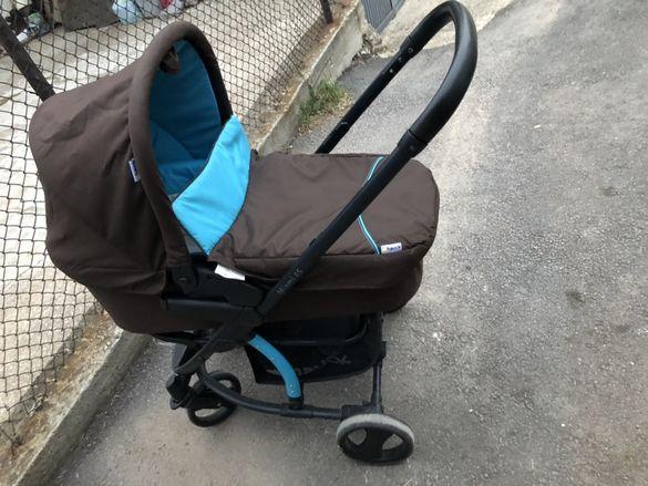Бебешка количка Hauck Miami 4s