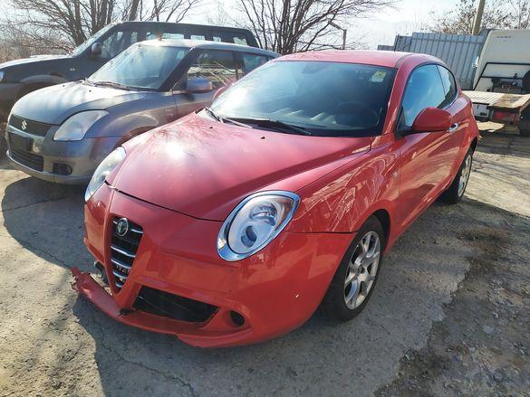 На части Алфа Мито 1,6 дизел 09г. Alfa Romeo MiTo