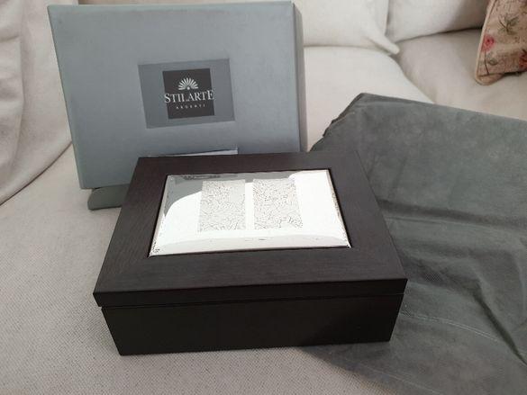 кутия за бижута STILARTE ARGENTI