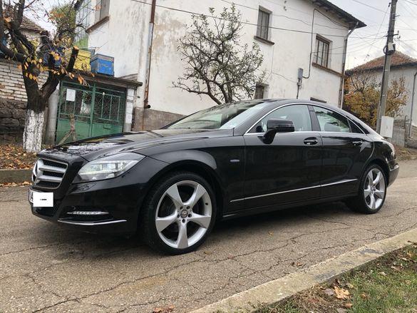 Mercedes CLS 350 CDI 4 MATIC