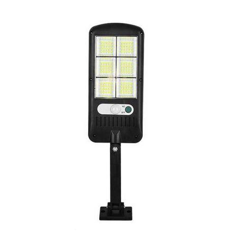 Lampa solara cu panou solar senzor de miscare si lumina LED