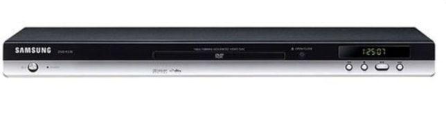 DVD Player Samsung DVD-P370, DivX DVD