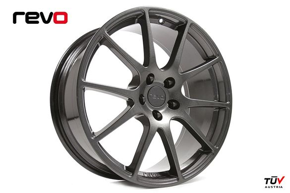 "Revo RV019 алуминиеви джанти Gloss Anthracite 19""|8.5J|5x112|ET45|CB 5"