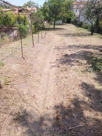 Почистване на дворове /дворни места/, извозване на храсти и отпадъци.