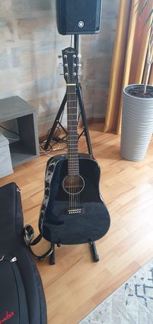 Fender CD-60, акустическая гитара