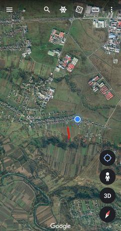 Vand teren intravilan Mocira!!!