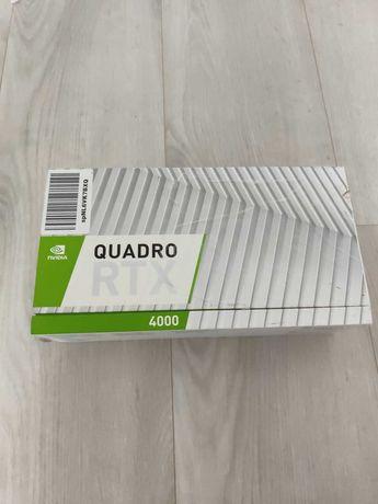 Placa video Pny Quadro RTX 4000 NOU / Sigilat