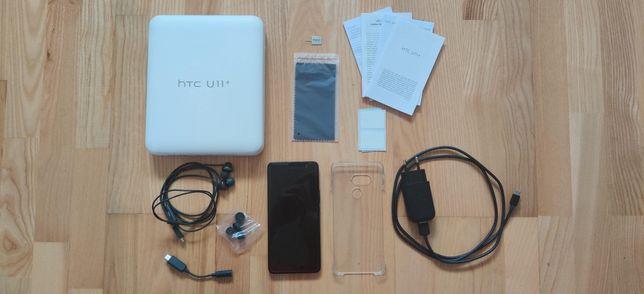Smartphone HTC U11+ Plus DualSIM VoLTE 128GB 6GB Ceramic Black