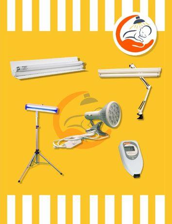 Фотолампа от желтушки от желтухи лампа от желтушки фототерапия