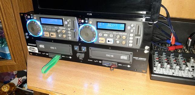 Consolă XDP- 2800 OMNITRONIC
