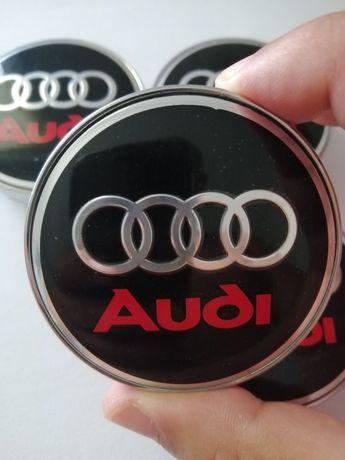 Audi - set 4 capace pentru jante