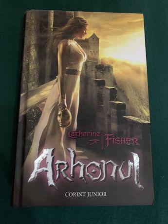 Carte Arhonul, Profetiile oracolului, Vol. 2, editie cartonata