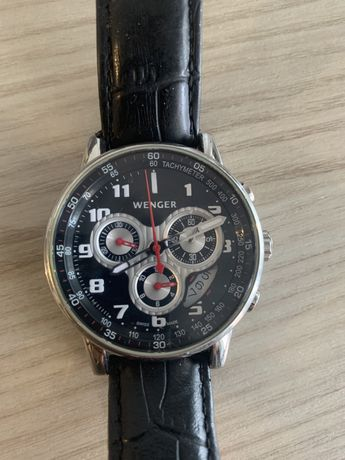 Ceas wenger  cronograph , swiss made