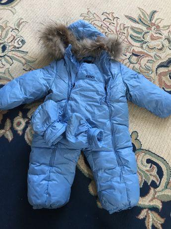 Комбинезон,детская куртка