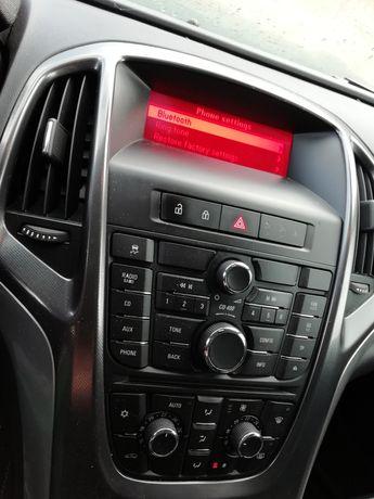 Сд с Bluetooth система за Опел Астра 2012 година