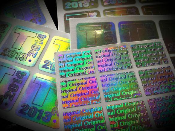 Холограмни и гаранционни стикери - Производител холограми, етикети