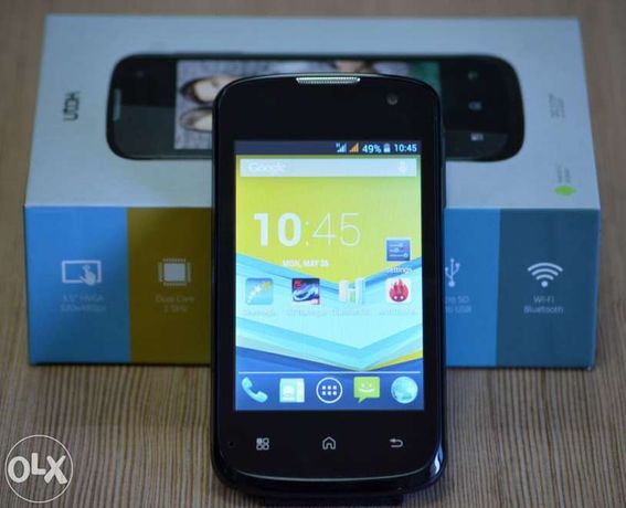 Smartphone Utok Dual Sim (merge pe DIGI) IMPECABIL Pret NEG.