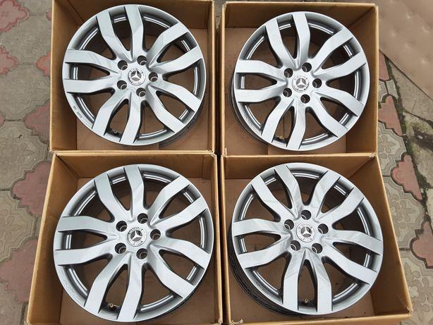 jante aliaj 17; 5x112;Mercedes C, E class w211,w213,w204,w205,GLC,GLK