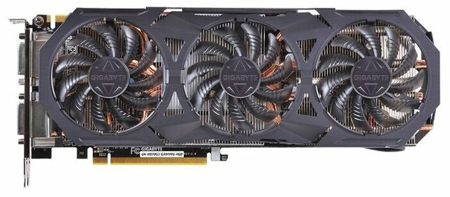 GTX 970 gygabite