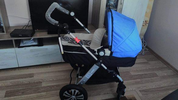 Бебешка количка Чиполино Темпо
