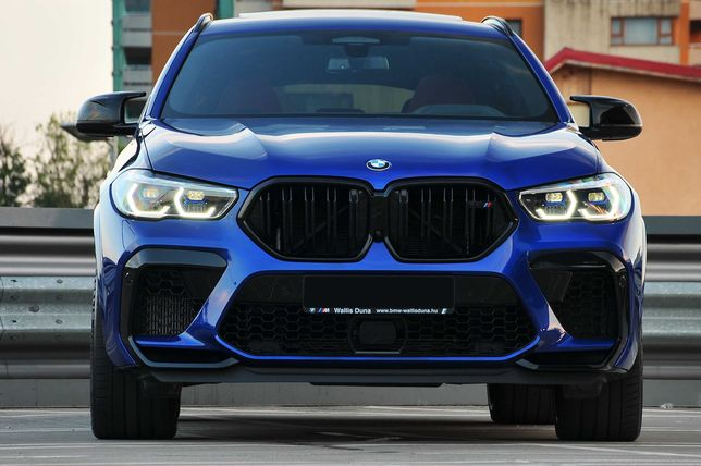 BMW X6 M Competition 625 Cai Individual