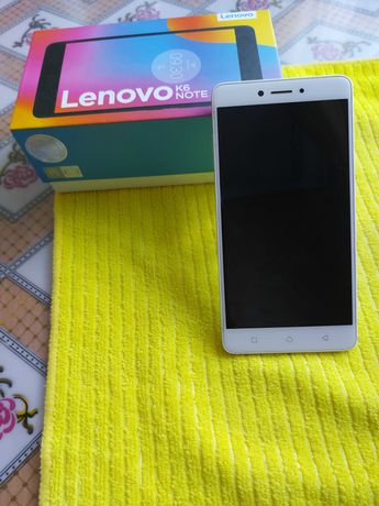 Продам смартфон Lenovo K6